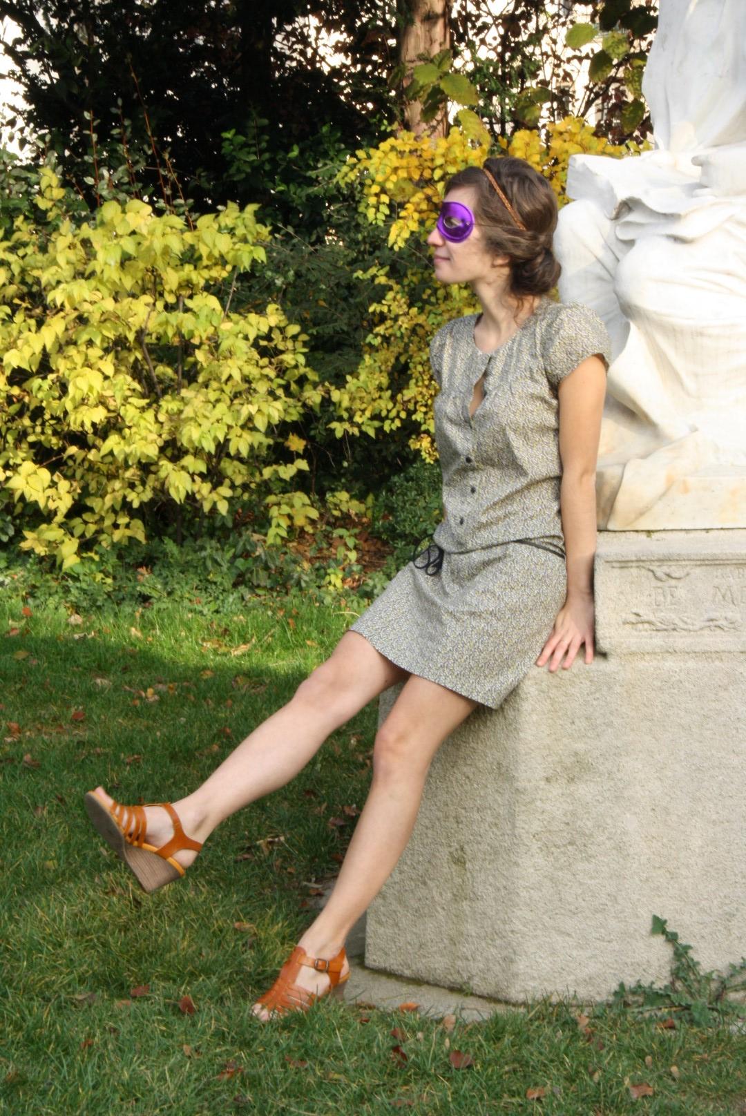 À l'ombre des jeunes filles en fleurs | One book One look